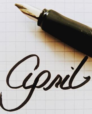 April Script
