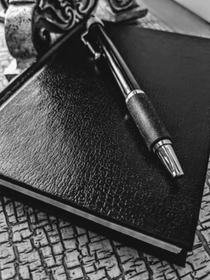 Journal with Pen