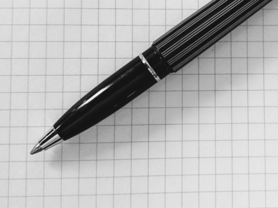 Graph Paper and Pen